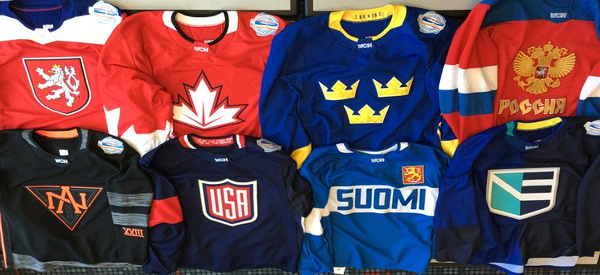 Bet World Cup of Hockey and Other Events